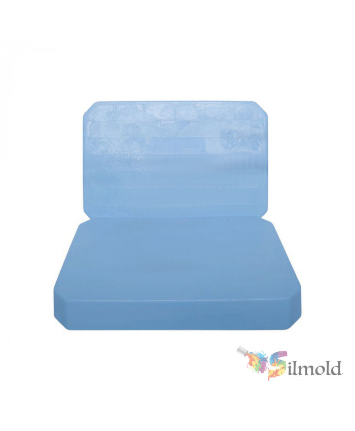 Blue Soap Base-1 kg