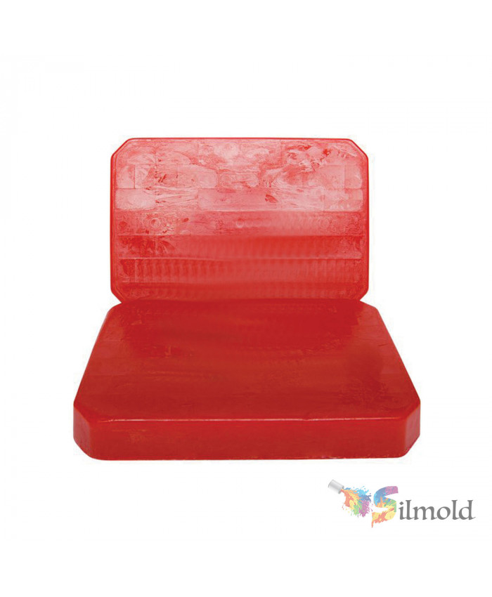 Red Soap Base-1 kg