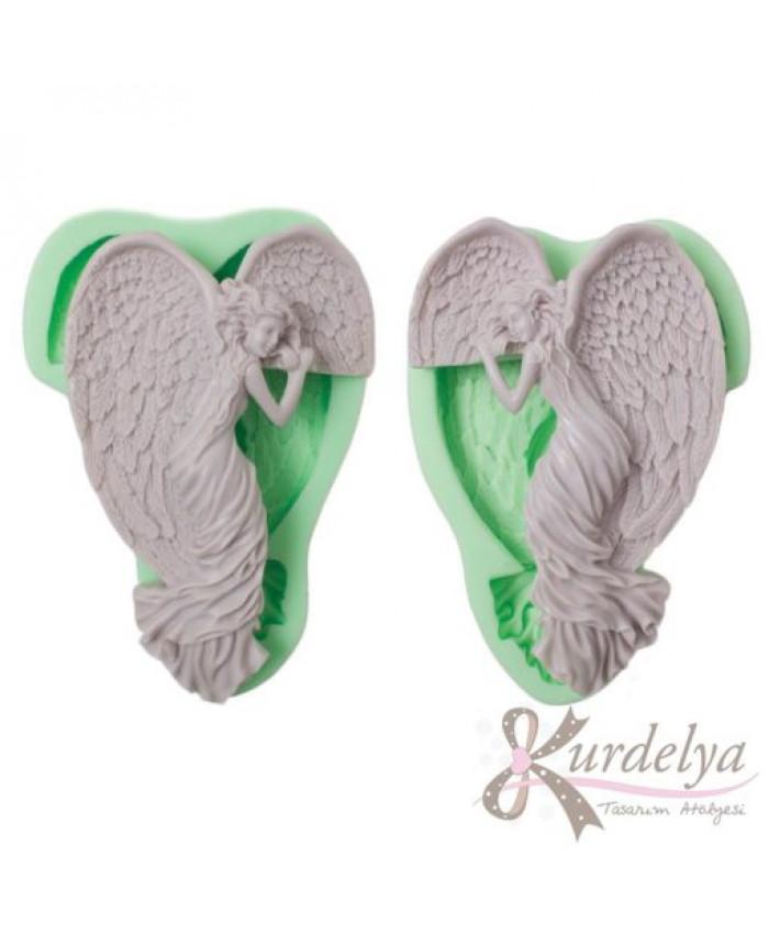 Angel door corner ornament (double sides)