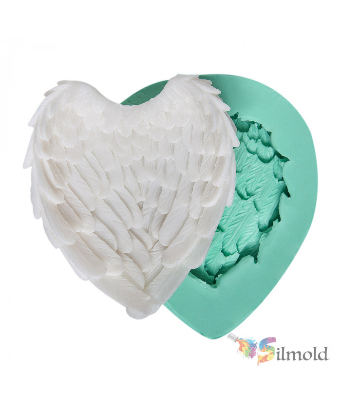 Angel Wing Silicone Mold
