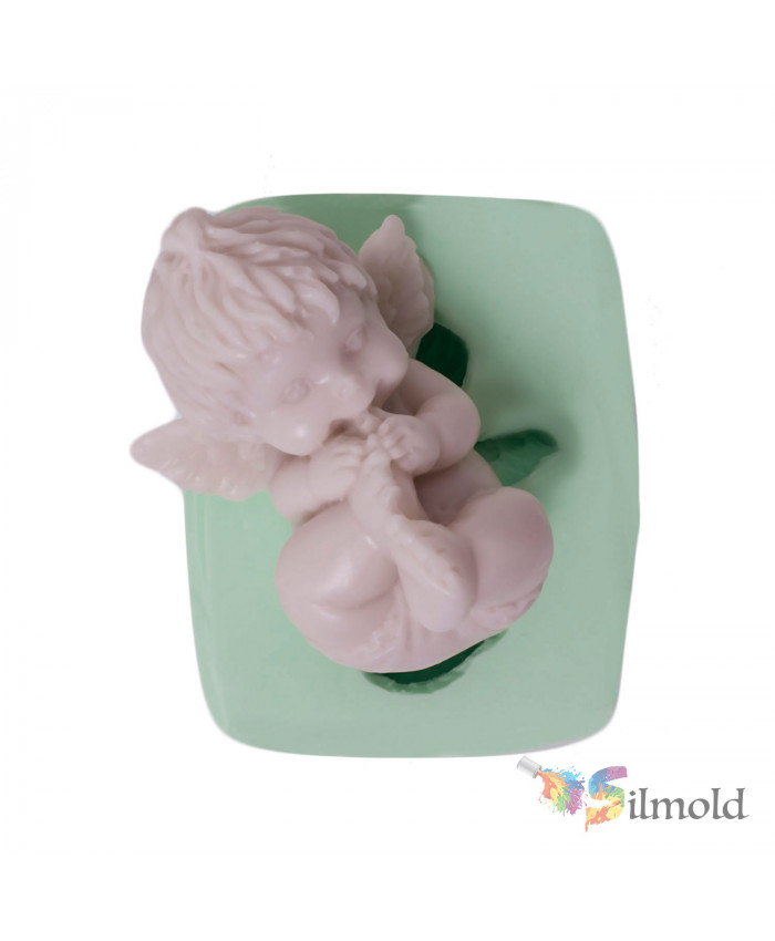Baby Angel Silicone Mold (2)