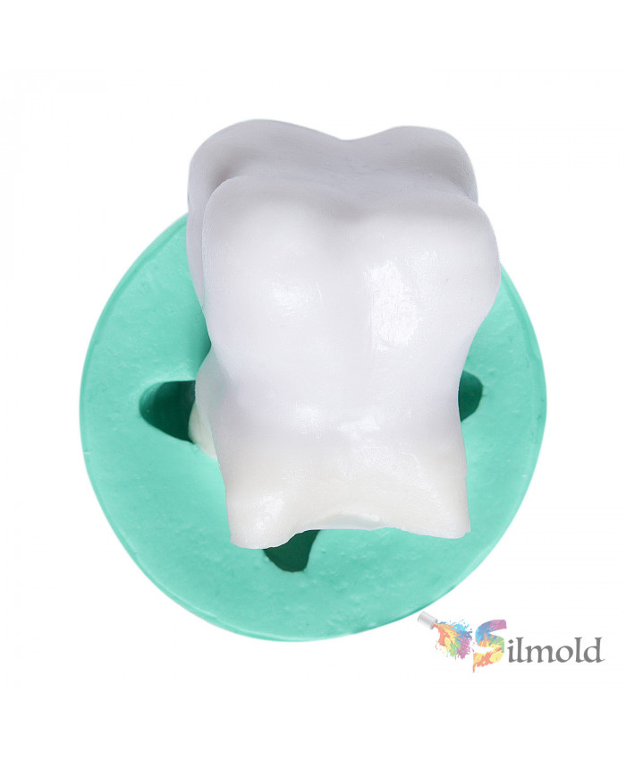 Big Tooth Silicone Mold