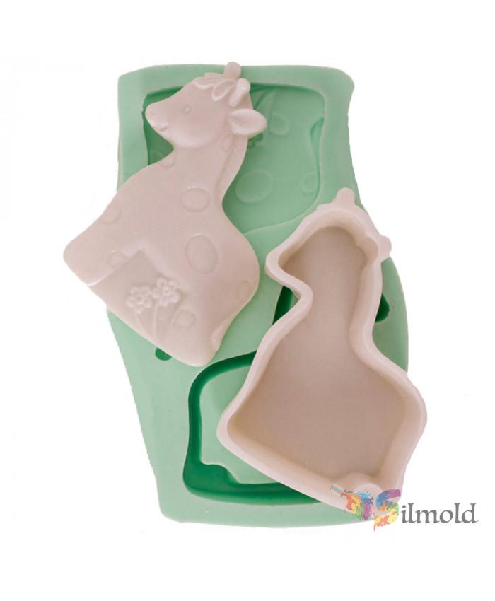 Cute Pony Box Silicone Mold