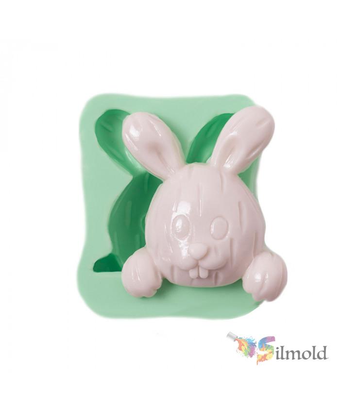 Cute Rabbit Silicone Mold