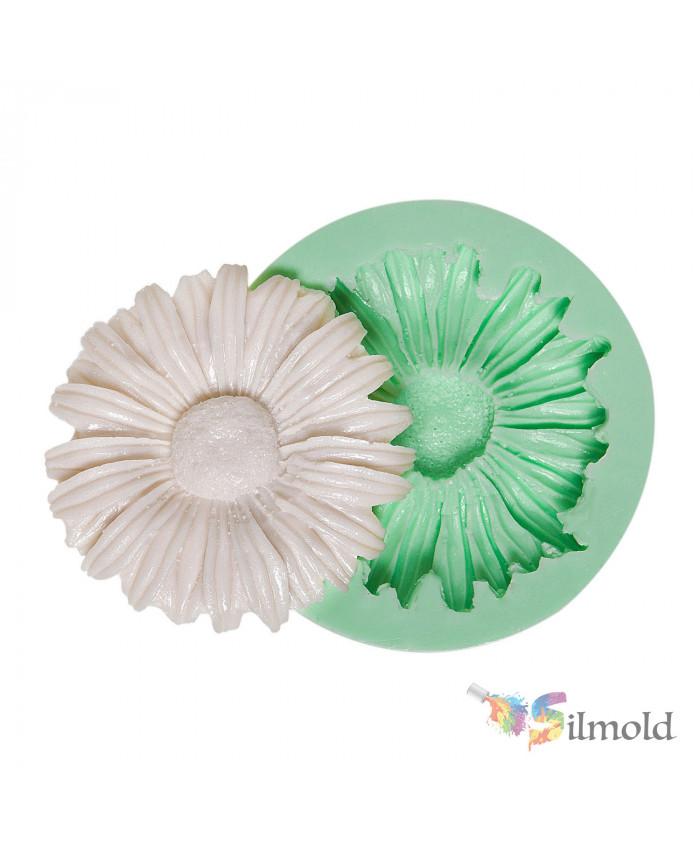 Daisy (medium-sized) Silicone Mold