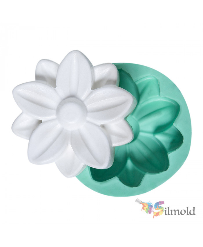 Daisy Silicone Mold