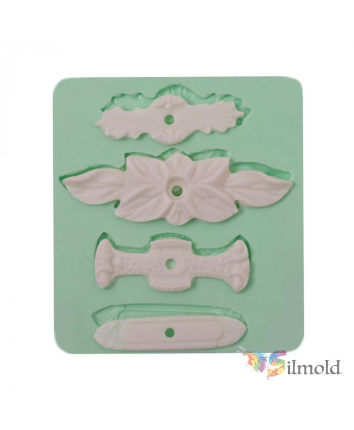 Decorative Object-6 Silicone Mold