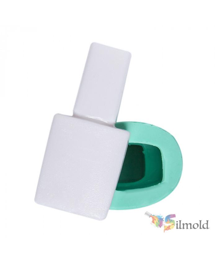 Fingernail Polish Silicone Mold