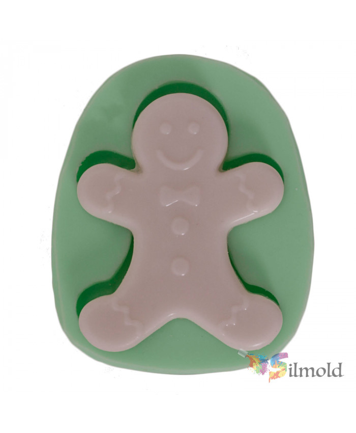Gingerman Silicone Mold (3)