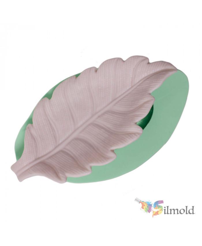 Leaf Plate (big) Silicone Mold