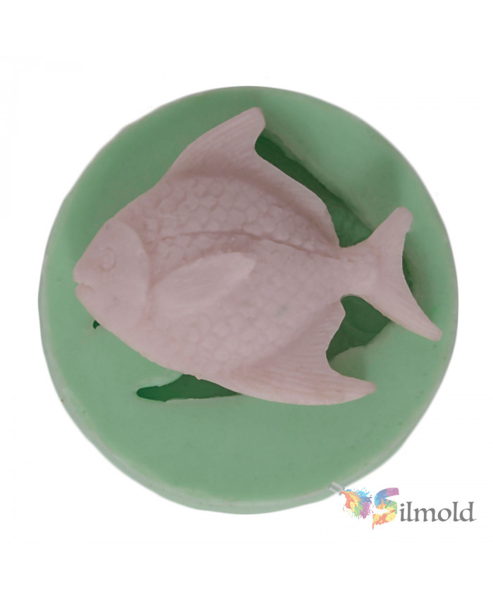 Little Fish Silicone Mold