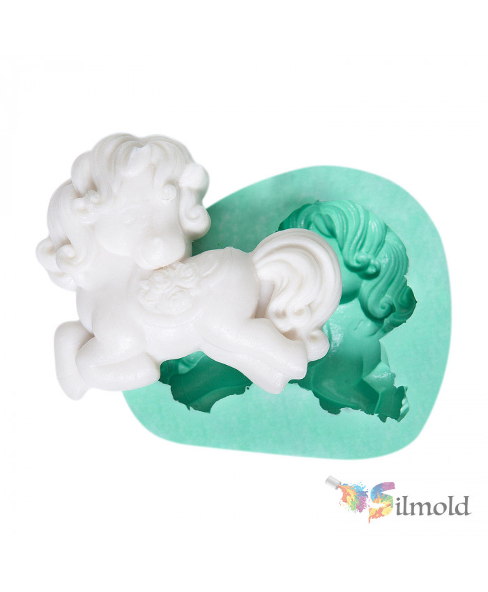Little Pony Silicone Mold