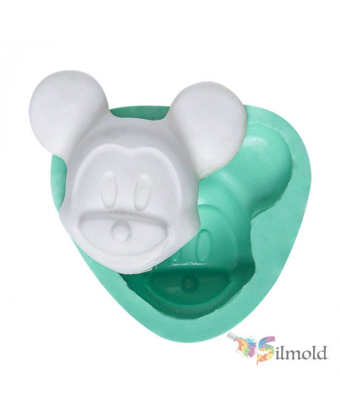 Micky Mouse Silicone Mold