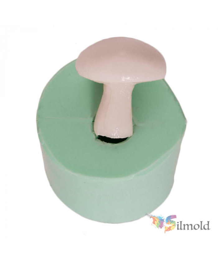 Mushroom (small) Silicone Mold