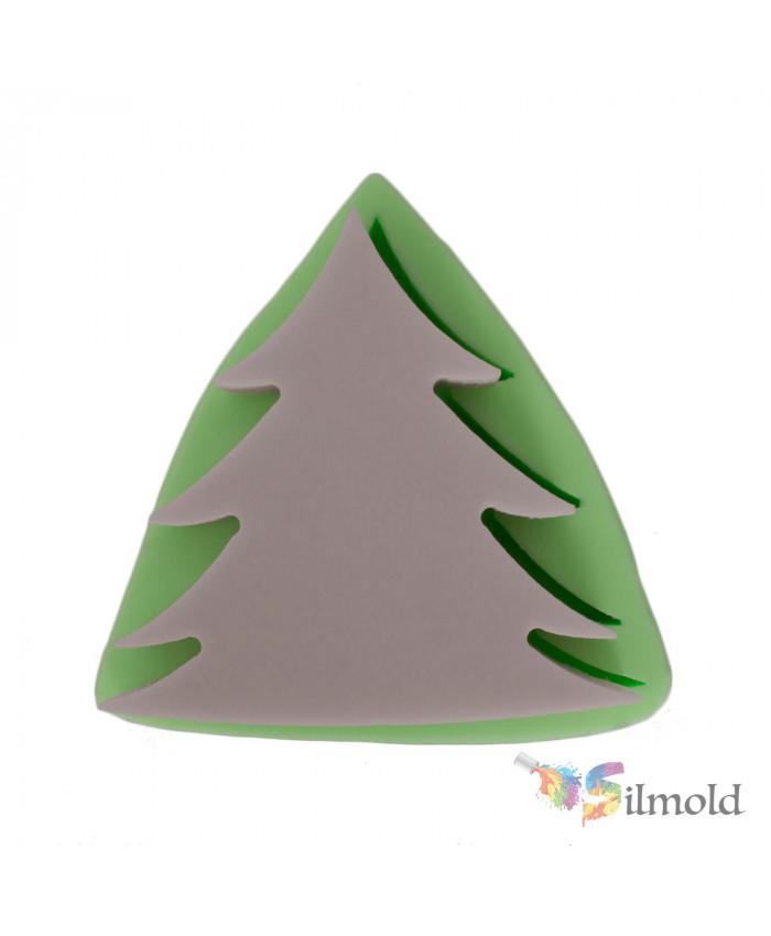 Pine Tree (medium-sized) Silicone Mold