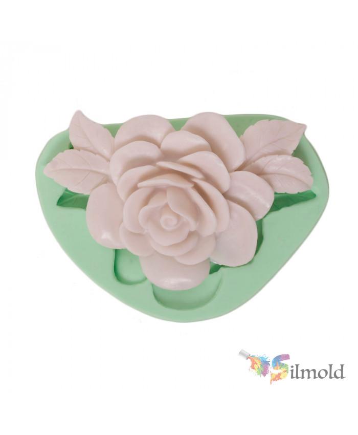 Rose Silicone Mold (2)