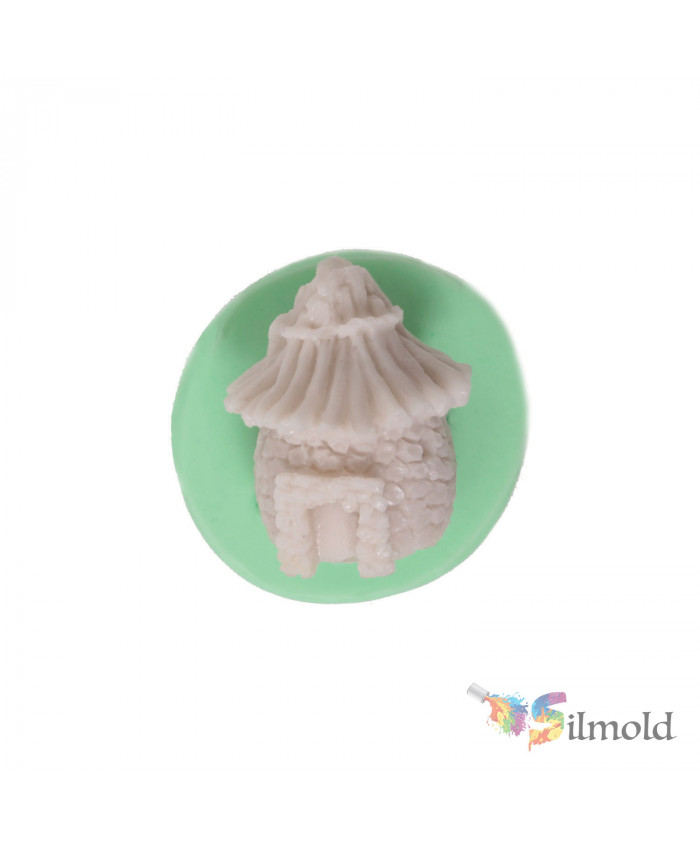 Shed Silicone Mold