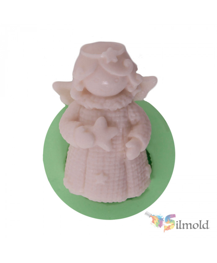 Starry Angel Silicone Mold