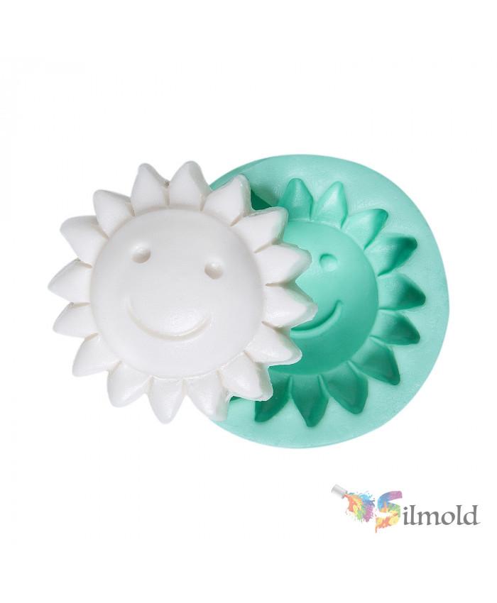 Sun (big) Silicone Mold