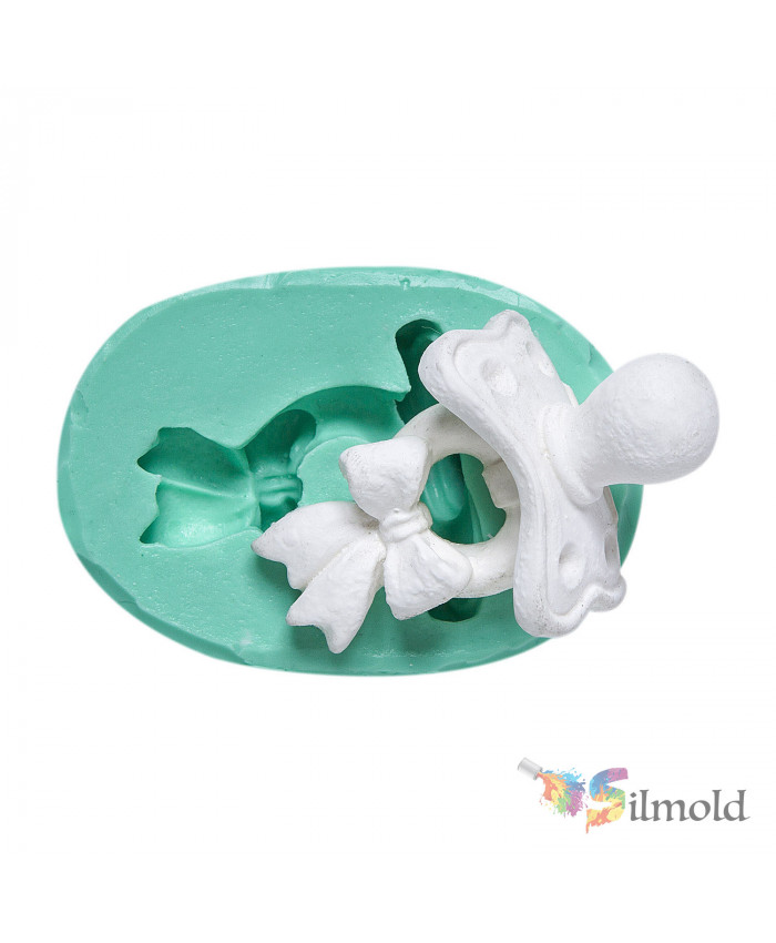 Tiny Pacifier Silicone Mold