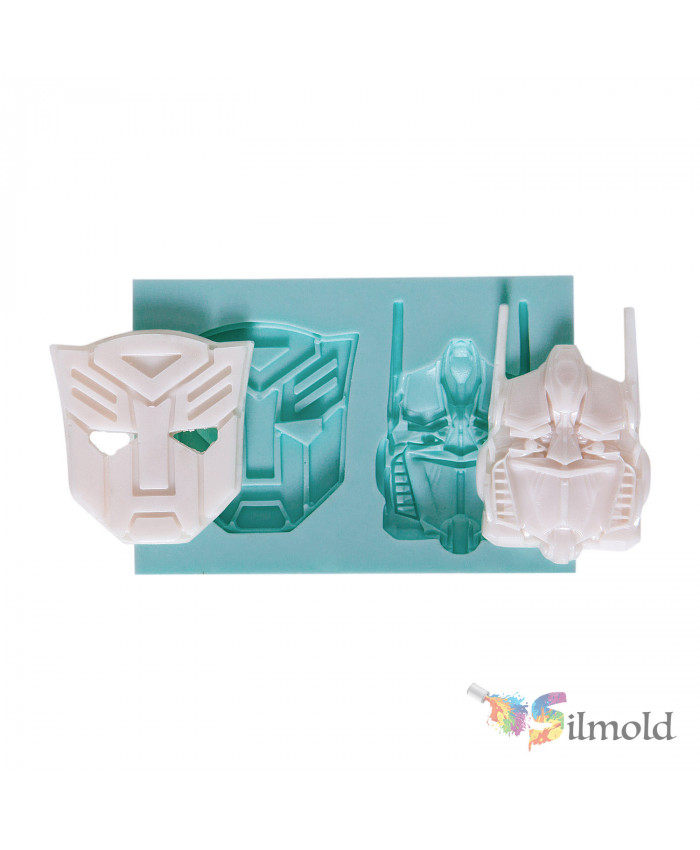 Transformers Silicone Mold