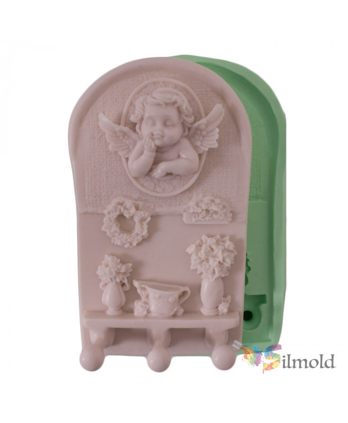 Wall Decor (for Kitchen) Silicone Mold